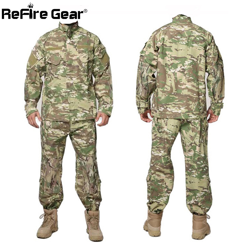 военные multicam униформа