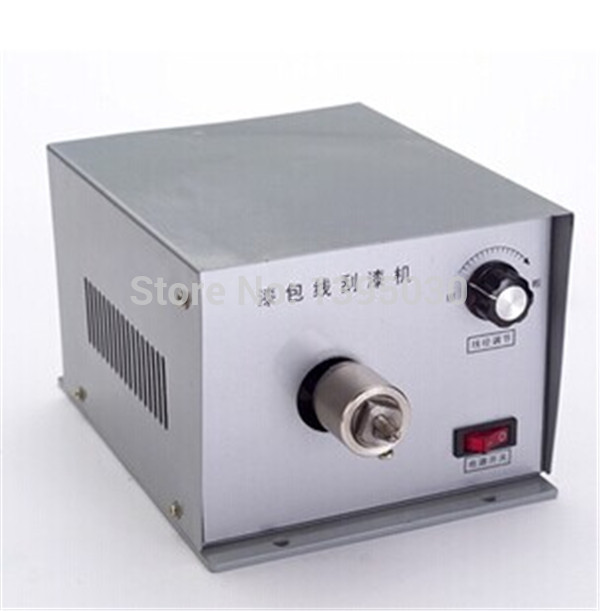 1pc Enamelled Wire Stripping Machine, Enameled Copper Wire Stripper, Varnished Wire Stripper XC-500