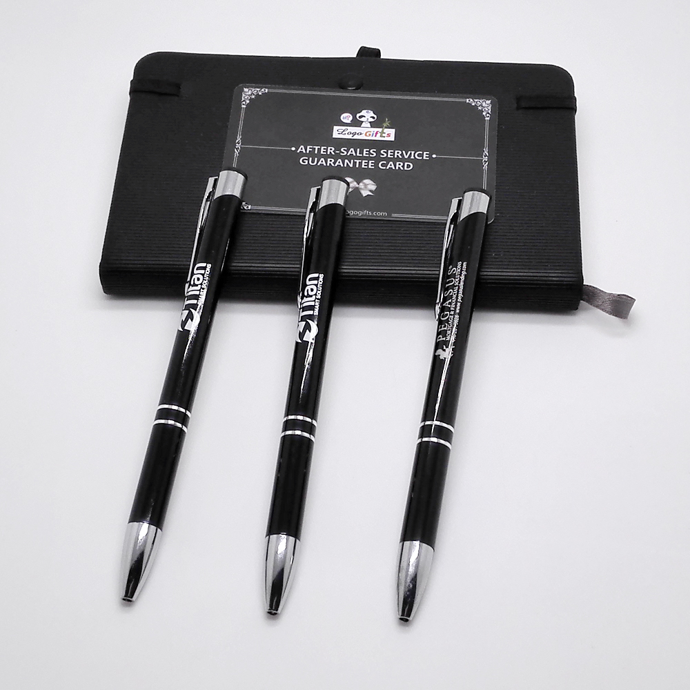 Traditional Wedding anniversary gifts Corlor ball pens custom ...