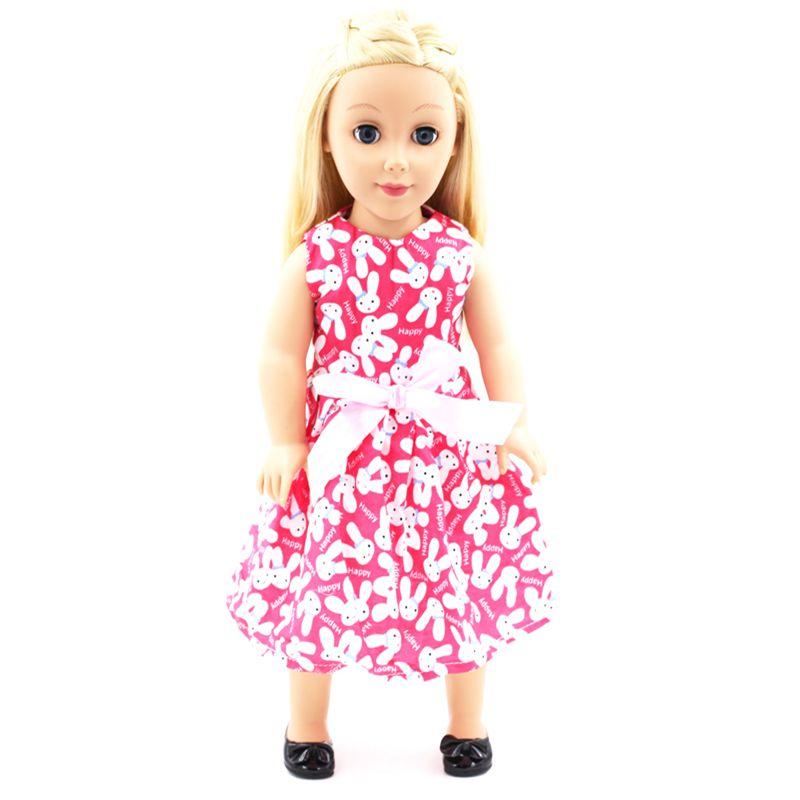 Bonito Patrones De Costura Para Las Muñecas American Girl Gratuitas ...