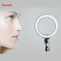 Zdjęcie pierścień led lampa pierścieniowa lampa do makijażu oczu światło CD50