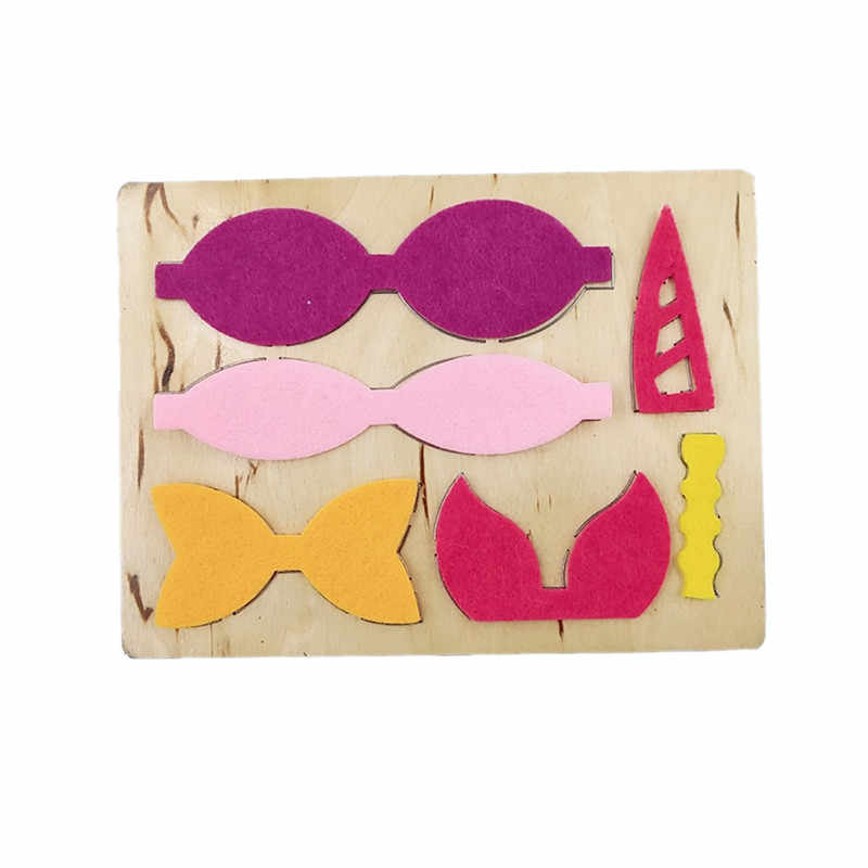 Gowing DIY Craft Custom wooden mould cutting dies 2019 New For DIY Scrapbooking Paper/photo Card Stitched Wood cutting Dies cut
