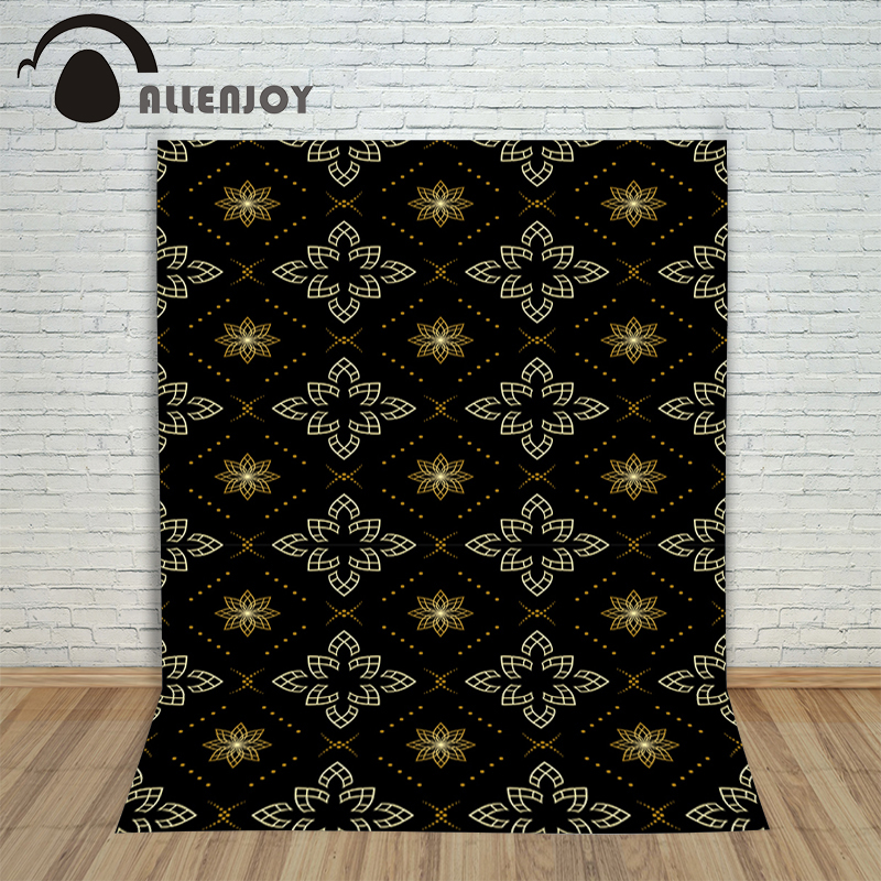 Christmas photographic background Plaid black pattern flower new born professional xmas customize photography christmas background for photography wood flower green yellow rose colorful new born xmas customize photocall