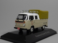 Auto Inn ixo 1:43 Volkswagen Kombi CD 1981 Diecast model car