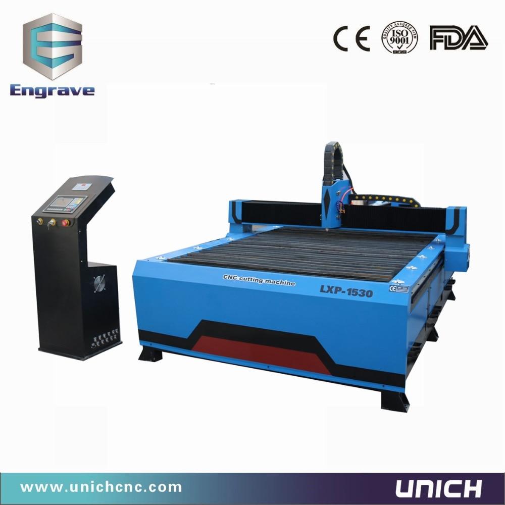 Unich Cnc Plasma Cutting Machine