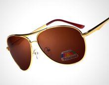 Polycarbonate Polarized Driving Sunglasses for Men