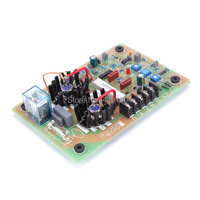 лучшая цена Brushless Generator 20kva Voltage Regulator AVR POW50B