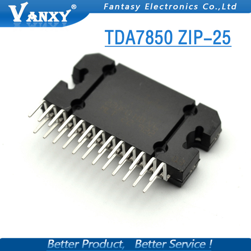 Image 3 - 1PCS TDA7850 ZIP TDA7850A ZIP 25 new and original IC-in Integrated Circuits from Electronic Components & Supplies