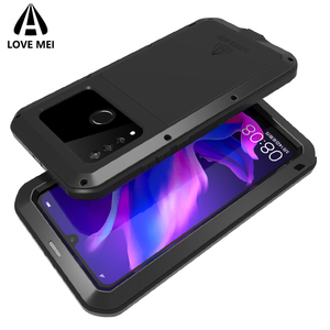 Image 4 - Love Mei Metal Case For Huawei P30 Pro Shockproof Phone Cover For Huawei P30 Lite Rugged Armor Anti Fall Case For Huawei P30 Pro