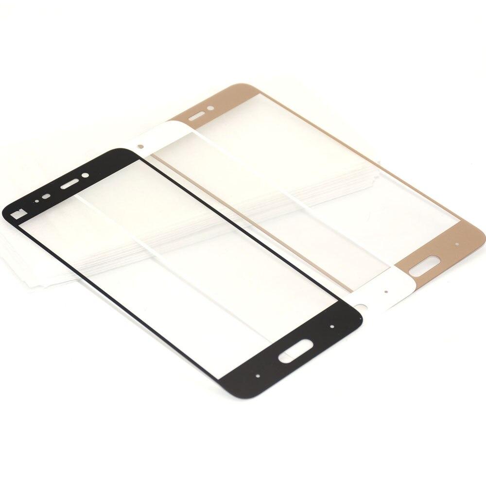 For Xiaomi Mi5s Mi5 5s Plus Tempered Glass Screen Protector Film Full Cover White Mi 5 1