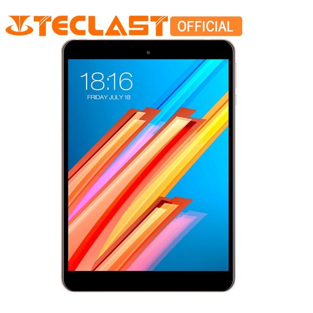 Teclast M89 Android 7,0 Tablet PC гекса Core 3 ГБ + 32 ГБ MTK8176 2,1 ГГц 7,9 дюймов gps OTG двойной камеры двойной Wi-Fi TF HDMI Тип-C