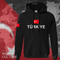 Turkey 2016 Hoodies Men Sweatshirt Sweat Suit Hip Hop Streetwear Socceres Jerseyes Tracksuit Nation Turkish Flag
