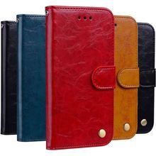 Single Color Case For Samsung Galaxy j4 j2 Core j6 A6 A7 A8 Plus 2018 A10 A20 A40 A50 A60 A70 M20 M30 Wallet Vintage Cover D17F