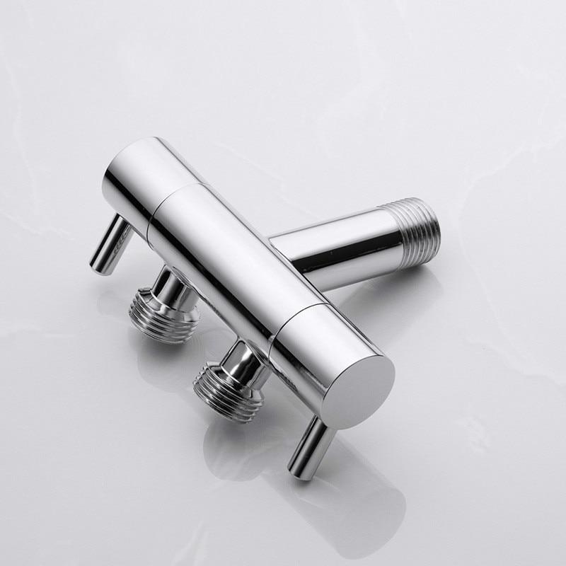 Bathroom Fixtures Shower Faucets Mrosaa Brass Shower Curved Foot Extended Bent Feet Screw Angle Joint Shower Faucet To Water Pipe Shower Faucet Accessories