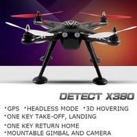 XK Detect X380 X380 C RC Drone FPV GPS Drone 2 4G 4CH 1080P HD Camera
