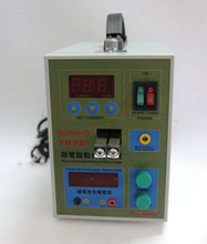 4Pcs 787A+MCU Battery Spot Welder machine Welding Machine Applicable Notebook and Phone Battery Precision Welding Pedal