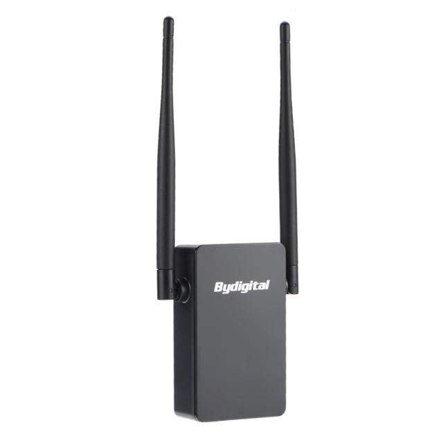 300Mbps Wireless Network Wireless-N WiFi Signal Range Extender Repeater Repetidor strong WiFi AP Router Dual External Antenna