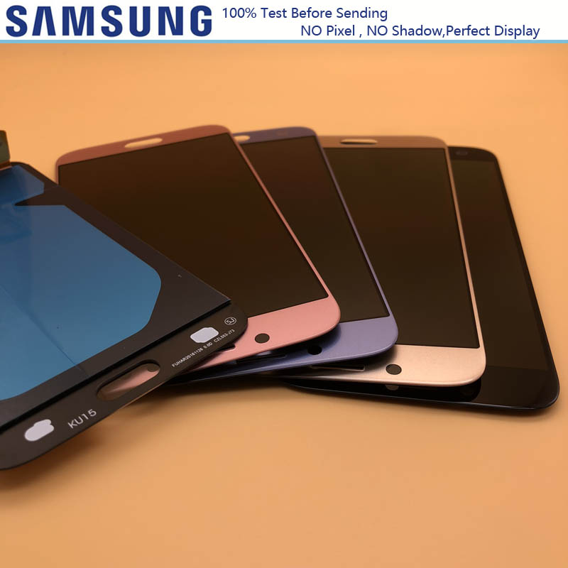100% Test SUPER AMOLED LCD Display Replacement for SAMSUNG Galaxy J7 Pro 2017 J730 J730F J730FD LCD Digitizer Touch Screen100% Test SUPER AMOLED LCD Display Replacement for SAMSUNG Galaxy J7 Pro 2017 J730 J730F J730FD LCD Digitizer Touch Screen