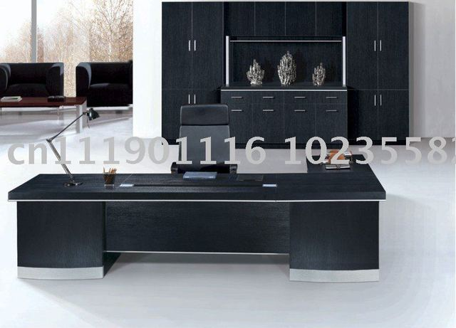 Office Furniture Office Desk Melamine Office Table Executive Desk 9698B