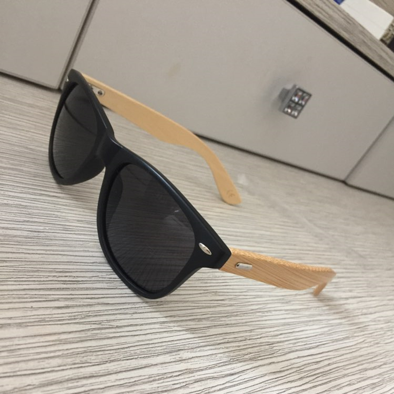 Men Bamboo Sunglass