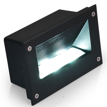 Hot sale recessed led floor lights 3*3w stair lighting step light 9w underground lamp IP65 outdoor wall