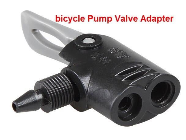 1 st ck ehre pumpe fahrrad luftpumpe ventil adapter f r. Black Bedroom Furniture Sets. Home Design Ideas