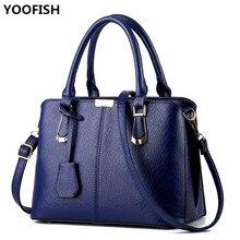 Fashion Women Brand Design Handbag 2019 New Fashion Women's PU Leather Shoulder Bag Casual Simple Messenger Bags Hand Bag ZX-025