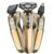 3 EN 1 máquina de Afeitar Eléctrica Cuchilla de Afeitar La Cabeza Afeitadora Eléctrica de Afeitar Recargable Con La Nariz Pelo Trimmer Hombres Máquina De Afeitar RQ5780