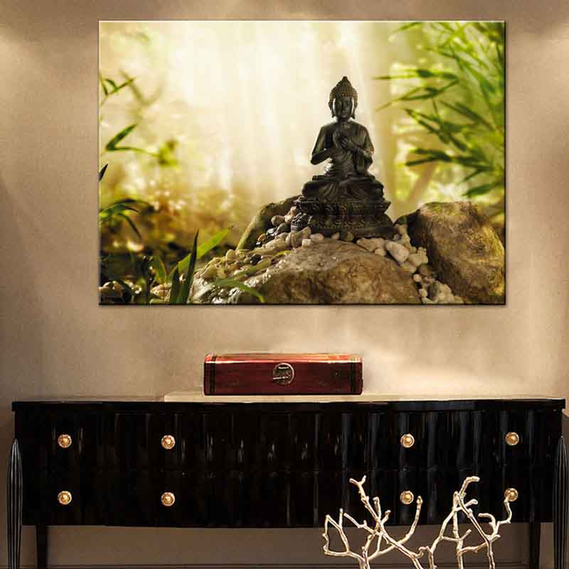 Aliexpress Com Animal Abstract Oil Painting Meditation In