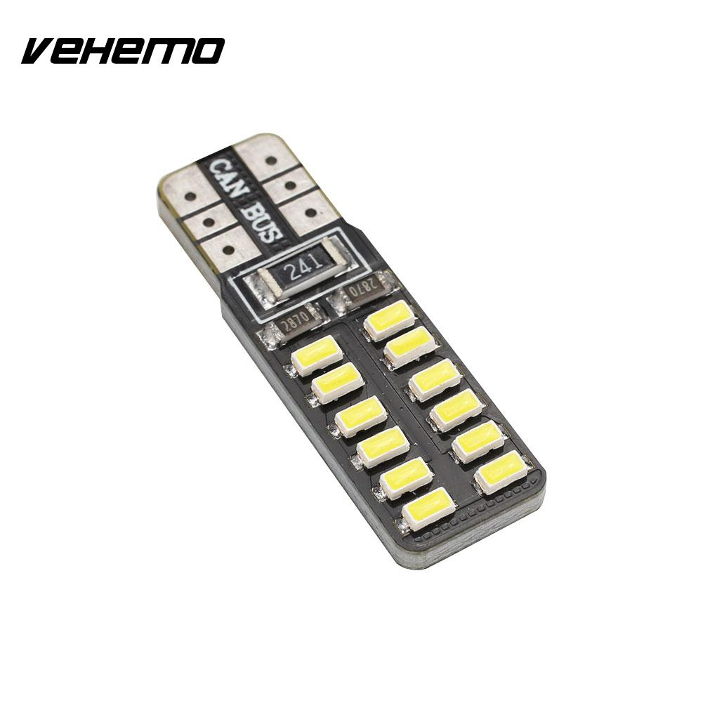 Auto T10 Led Cold White 194 W5W LED 168 COB Silica Car Super Bright Turn Side License Plate Light Lamp Bulb DC 12V h1 super bright white high power 10 smd 5630 auto led car fog signal turn light driving drl bulb lamp 12v