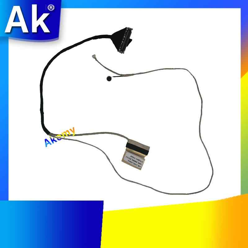 Baru LVDS Kabel LED UNTUK ASUS K56 K56C K56CM K56CA K56CB K56E S56 S56C A56 Laptop LCD Video Cable 14005 -00600000 1422-019W000