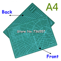 PVC Cutting Mat A4 Durable Self Healing Cut Pad Patchwork Tools Handmade Diy Accessory Cutting Plate
