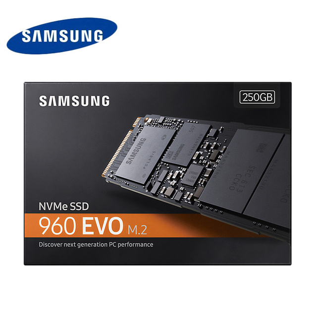 samsung nvme 960 evo m 2 ssd 250gb 500gb 1tb 2tb internal solid state hard disk for laptop pc. Black Bedroom Furniture Sets. Home Design Ideas