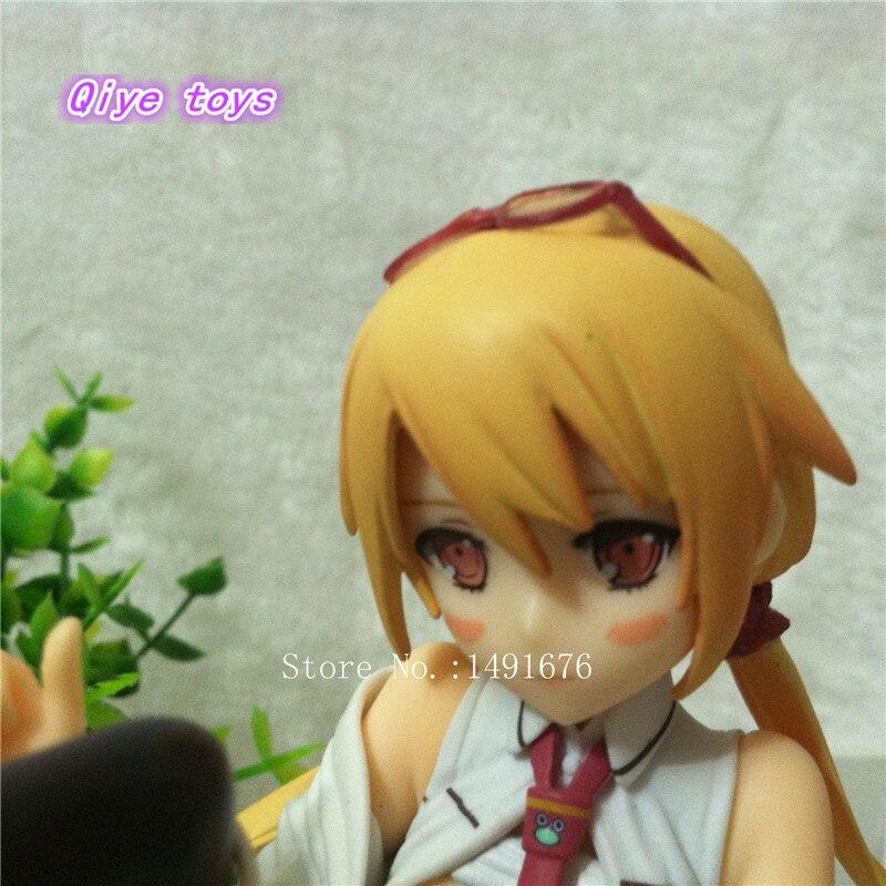 New Suzuki Margit Native Creators Collection 1:7 PVC ABS From Japan