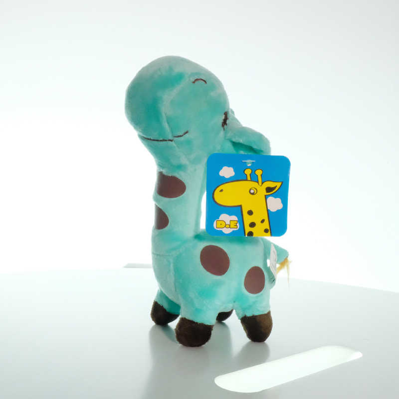 Dropshipping 1 pc 18 centímetros Bonito Veados Brinquedos De Pelúcia Boneca de Brinquedo de Pelúcia Girafa de pelúcia Macia Animal Querido Bebê Crianças Criança presentes de natal De Aniversário