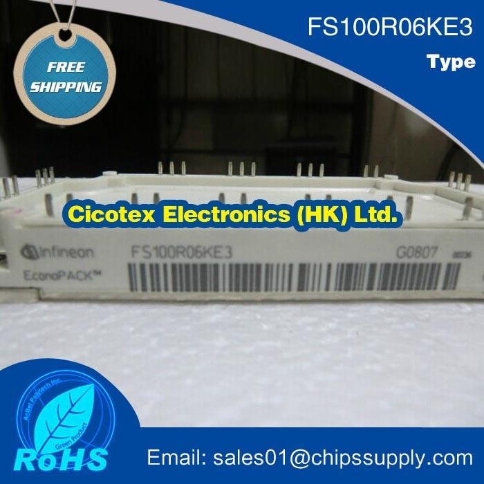 FS100R06KE3 ModuleFS100R06KE3 Module