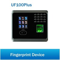 ZK UF100Plus WiFI Face Recognition Time Attendance System Biometric Fingerprint Employee Time Clock Time Clock Recorder