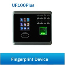 ZK UF100Plus WiFI Face Recognition Time Attendance System Biometric Fin