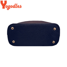Leather Women Bags Fashion Small Shell Bag With Deer Toy (6 colors)