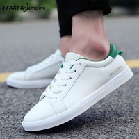 Mens Canvas Shoes Men Flats Breathable Sneakers Fashion Brand Flat Shoes Lace up Mens Leisure White Shoes Walking Sneakers