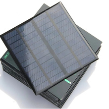 Cells Heaters Solar-Panels Power-Battery-Charger Polycrystalline DIY Small Silicon 3watt