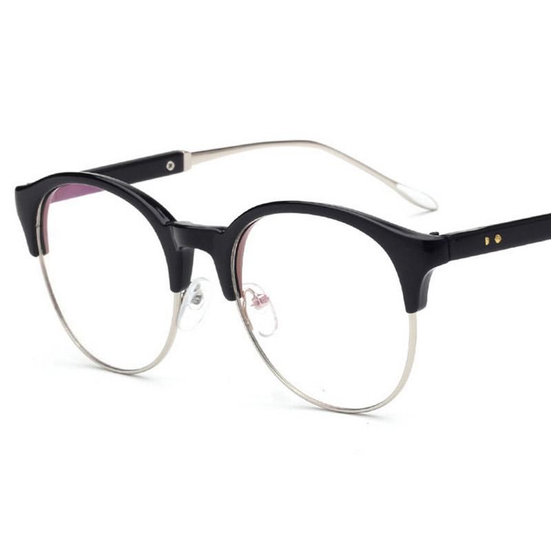 S Wire Frame Glasses