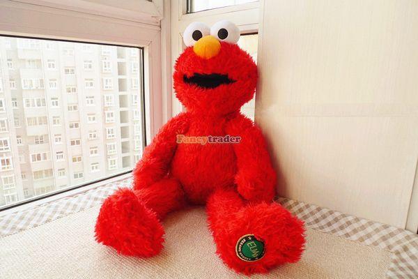 Fancytrader Novelty Toy 27 68cm Big Sesame Street Plush Stuffed