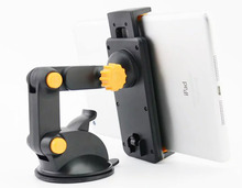 Dashboard Suction Tablet GPS Mobile Phone Car Holders Adjustable Foldable Mounts Stands For Huawei Honor 7
