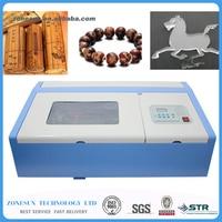 ZONESUN 110/220 В 40 Вт 3020 лазер, CO2 гравировки maching, лазерный фрезерный маршрутизатор для кожи кристалл древесины органический пластик abrics