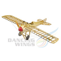 5% Pre Built Kit OnlyVintage Airplane Model Deperdussin Monocoque Plane 1:13 Scale Model Aircraft Building Kit Assembly Toy