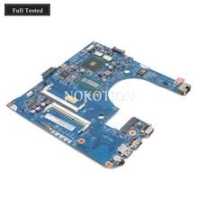 NOKOTION 48.4YP07.01M 48.4YP01.01M NBMDC11005 For Acer Aspire E1-472G laptop motherboard Geforce GT720M DDR3L SR16Q I3-4010U CPU