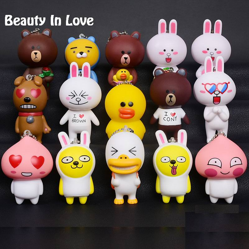 Wholesale 30pcs Kawaii Mini Rilakkuma Bell Charm Phone Pendant Accessories Gadget Handbag Decor Keychain Straps Free Shipping Orders Are Welcome. Automobiles