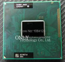 Celeron-CPU B800, caché de 2M, procesador 1,5 GHz, B800, SR0EW ,PGA988, 35W, CPU portátil de doble núcleo, Compatible con HM65, HM67, QM67