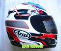 Motorcycle helmet full face Japan arai helmet Male and female DUHAN Motorcycle helmet Run helmet Racing